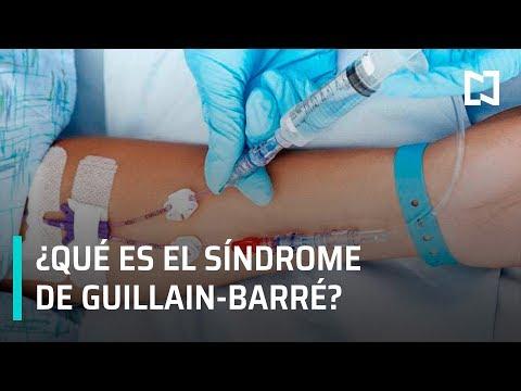 ¿Qué es el Síndrome de Guillain-Barré?   Causas, síntomas y tratamiento