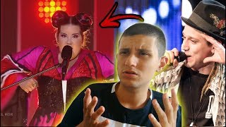 O QUE É ISSO? NETTA TOY - Eurovision 2018 | NTS Got Talent Portugal 2018