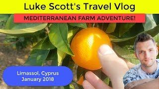 Limassol Cyprus Travel Vlog - Luke Scott Jan 2018