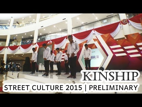 Lombok Street Culture 2015 Preliminary | KINSHIP - Miracle Dancers