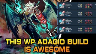 [21.96 MB] Check out this WP Adagio build from EA Server (Creation!) | Vainglory