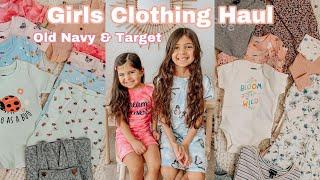 GIRLS SPRING + SUMMER CLOTHING HAUL 2021