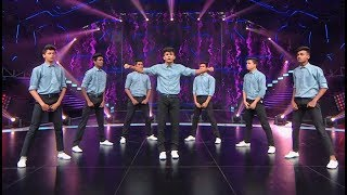 Dance Plus 4 Feel Crew Performance