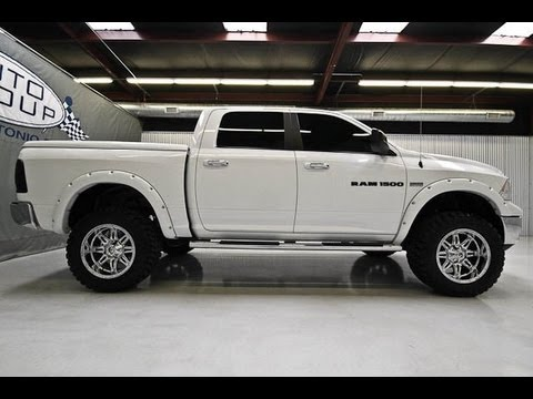 Lone Star Dodge >> 2012 Ram Dodge 1500 Lone Star Lifted Truck 4 Sale Youtube