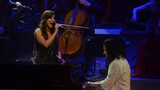 Yanni - Nightingale by Lauren Jelencovich at Radio City Music Hall, NYC
