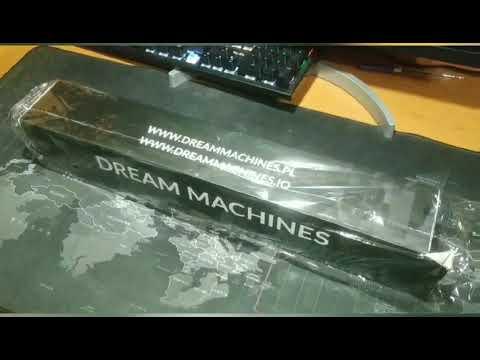 Ігрова поверхня Dream Machines DM PAD XL Speed Control (DM_Pad_XL)