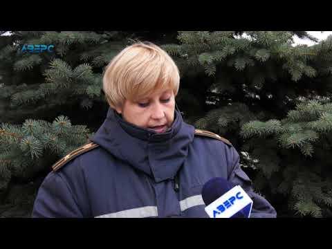ТРК Аверс: У Луцьку  горіла іномарка