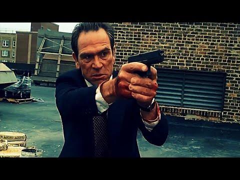 """U.S. MARSHALS [1998] Scene: """"I can't be caught!""""/Train escape. Mp3"""