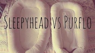 SLEEPYHEAD VS PURFLO | NEWBORN SLEEPING AIDS