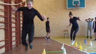 Урок фізкультури (crazy version)