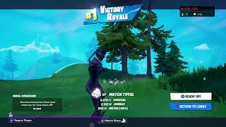 PLAYING A FEW MATCHES B4 BED! (FORTNITE CHAPTER 2)