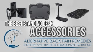The Best Standing Desk Accessories | Mats, Stools, Chairs