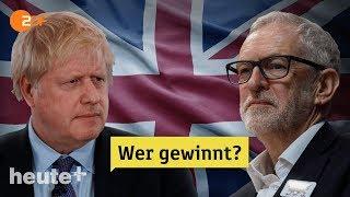 Wahl in Großbritannien: die erste Prognose | heute+ Livestream