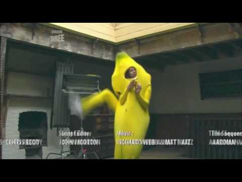 Banana Dance By Robert Webb From That Mitchell And Webb Look Youtube