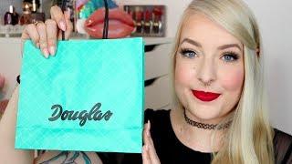 REALISTISCHER Beauty Haul September 2018 - Douglas, BeautyBay, Sephora DE I Frollein Tee