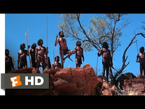 Quigley Down Under (10/11) Movie CLIP - Natives Save Quigley's Life (1990) HD