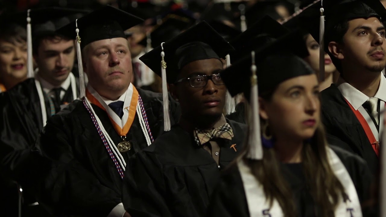 Utep Graduation 2020.Spring Commencement 2018
