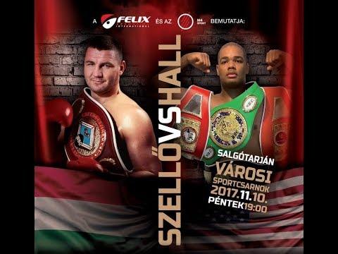 Download Magyar Ring Profi Ökölvívó Gála - Salgótarján! Szellő vs. Hall JR