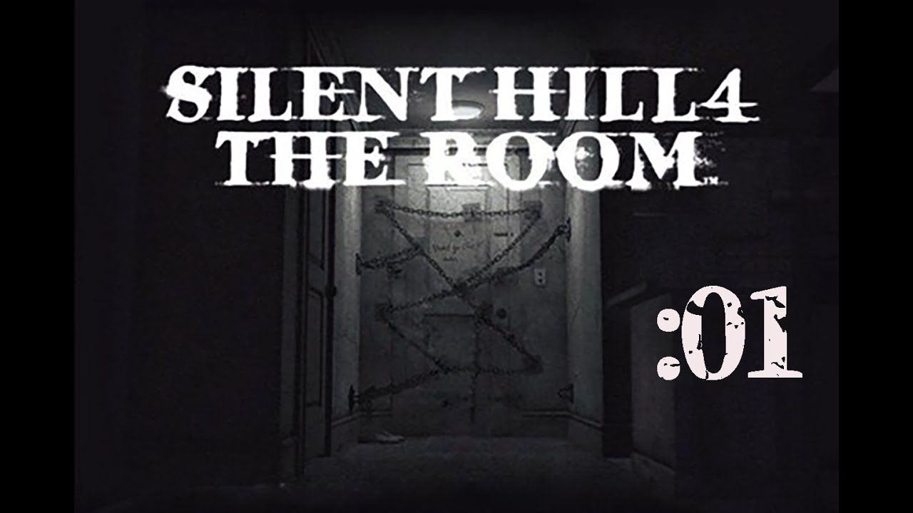 【SILENT HILL4 THE ROOM】その部屋から出られない:01