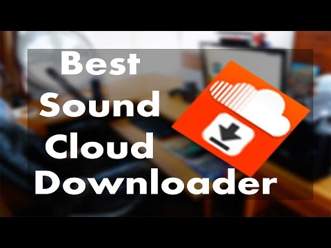 How to download music from SoundCloud 2014 (New Best Way!)