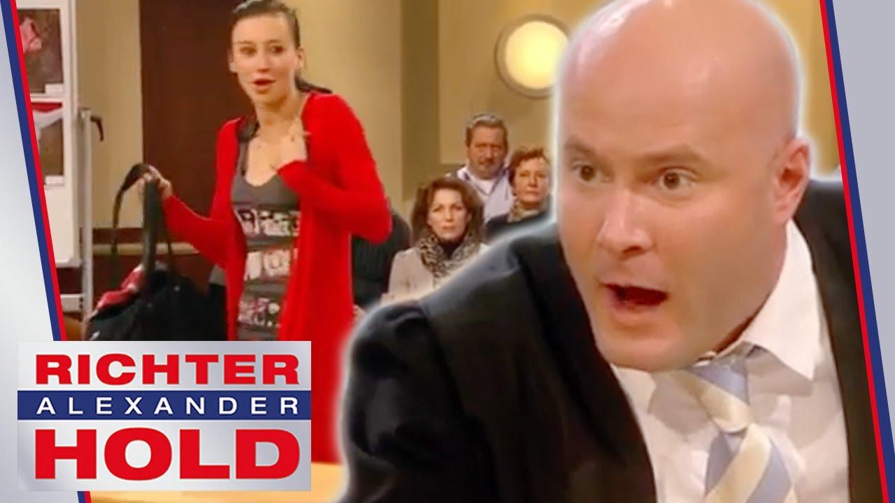 Verteidiger macht Druck! Zeugin will Gerichtssaal verlassen! | 2/2 | Richter Alexander Hold | SAT.1