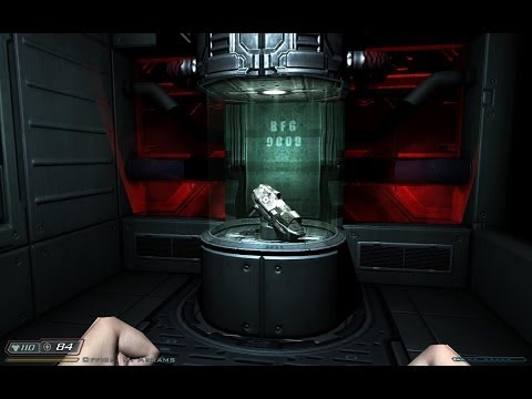 Let's Play Doom 3: BFG Edition 029 - Big Fantastic Gun