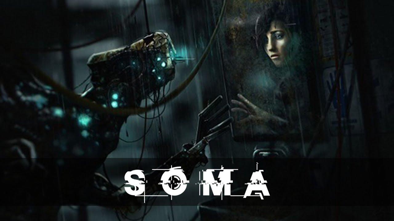 【Soma】活體腦細胞-深夜試玩-比異形還誇張![中文字幕] - YouTube