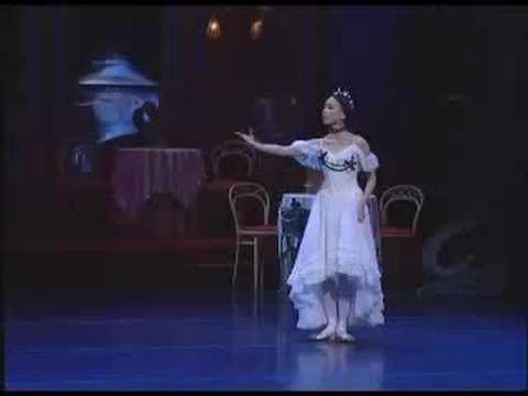 The Merry Widow: Act 2 Pas de Deux