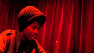 Pharoah Daniels w/Mike E. Winfield @ San Francisco Punchline 3/27/12