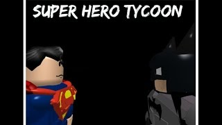 Heroes for Hire| ROBLOX: Super Hero Tycoon 🎮❤⚔