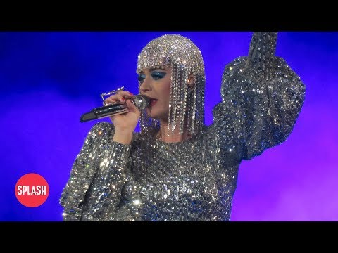 Katy Perry Banned from China   Daily Celebrity News   Splash TV