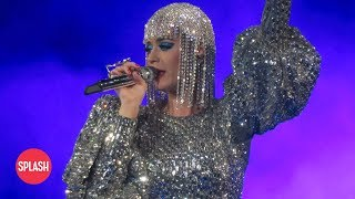 Katy Perry Banned from China | Daily Celebrity News | Splash TV