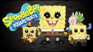 SpongeBob with Gary Funko Pop Collection Review & 10 inch SpongeBob Pop!