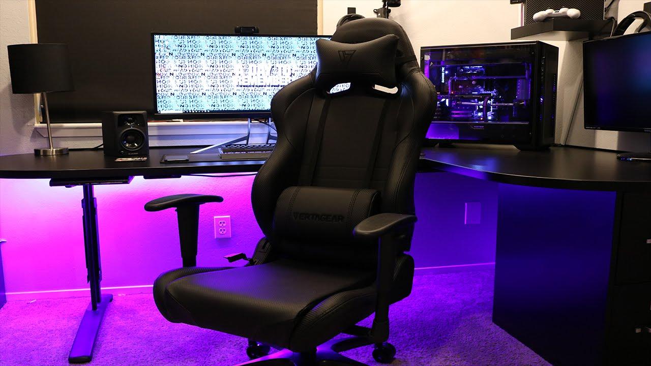Sl2000 Vertagear Chair Gaming Goodbye Reveiw Dxracer WeCroExBQd