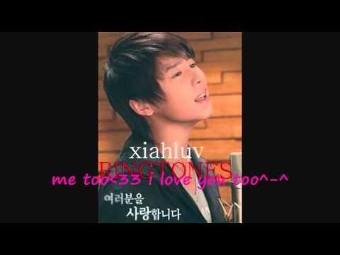 [ringtone&DL] JYJ ver. - Found You (junsu pt.)(short)