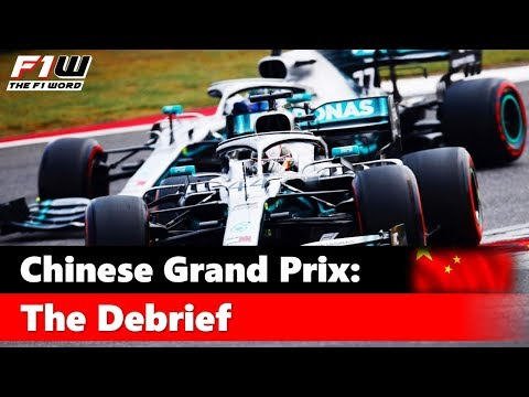 The Debrief: China