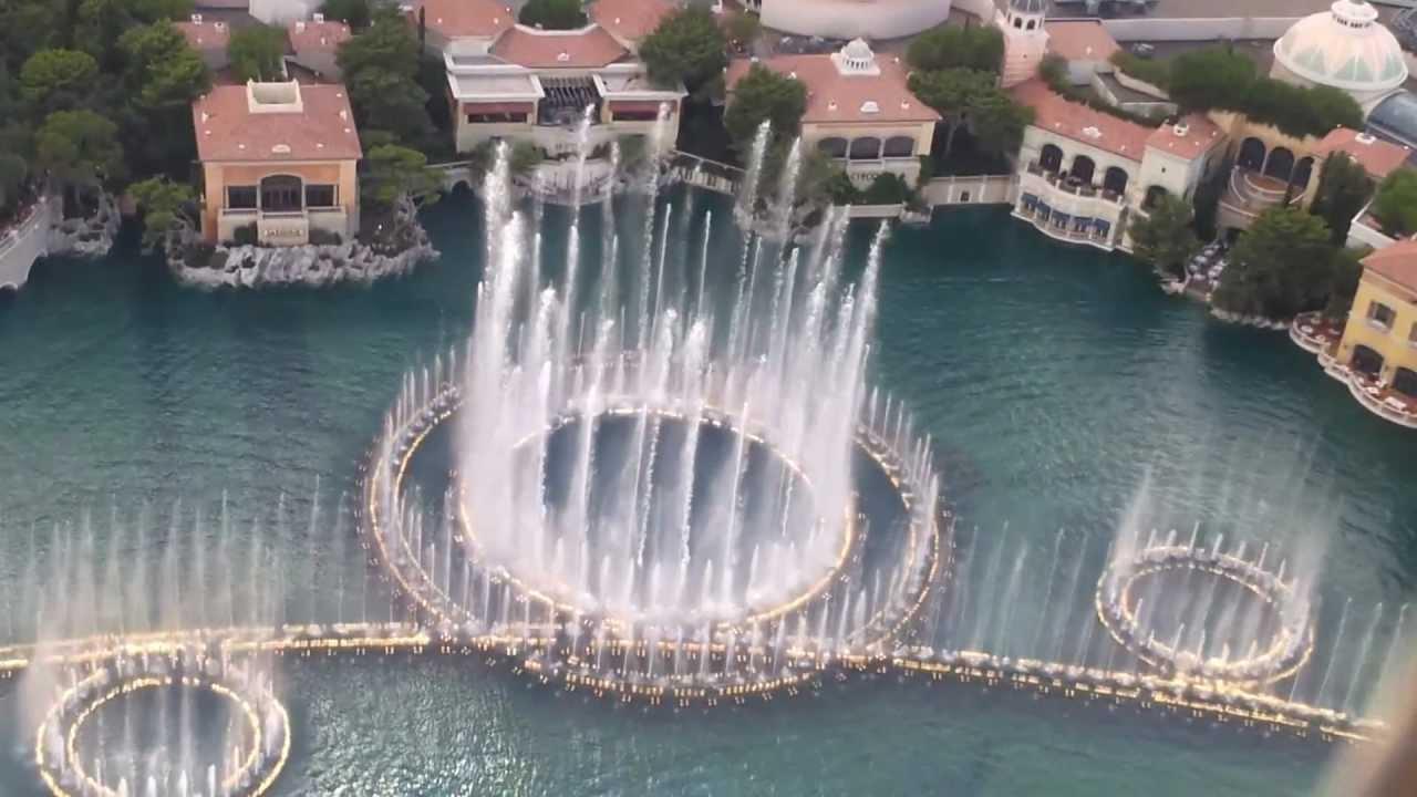 Las Vegas Wasserspiele