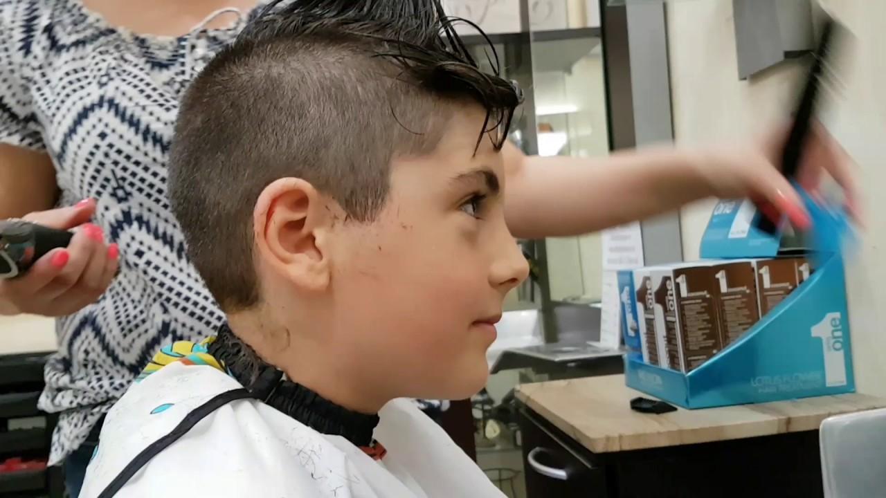 Tagli capelli corti scalati immagini