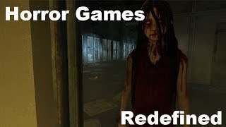 ((part 2)) 5 Real scary Games For   PS4, PC & XBOX  