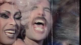 Freddie Mercury - Living On My Own (1993 Remix) - Official Music Video (High Quality)