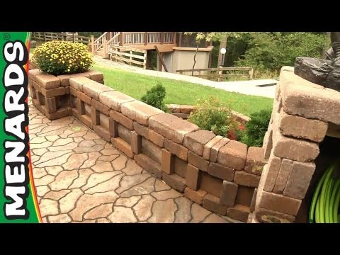 Curved Wall Planter - How To B...