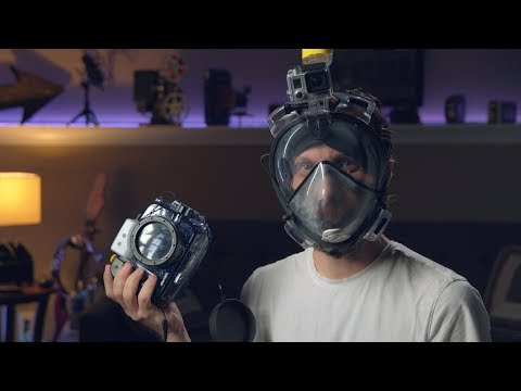 Pro Underwater Camera Rig for less than $300!!!