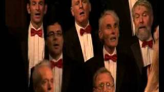 Fron Male Voice Choir - Can't help falling in love.mov