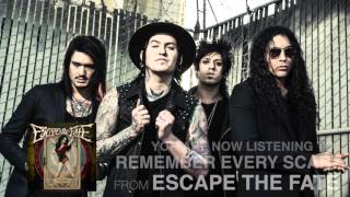 Escape the Fate - Remember Every Scar (Audio Stream)