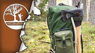 My Autumn Bushcraft & Wilderness Camping Kit, LK35 Mods and Weight