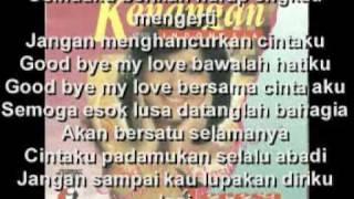 Good Bye My Love (Indonesian version by Teresa Teng)