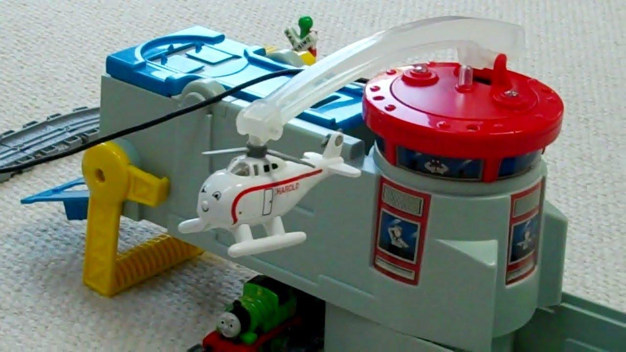 Thomas the tank engine remote control train set youtube