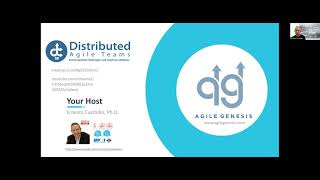 """Meetup: Top """"Event"""" Related Challenges and Solutions for Distributed Agile Teams"""