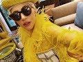 Поделки - Леди Гага прогулялась улочками Лос-Анджелеса в ярко-желтом образе