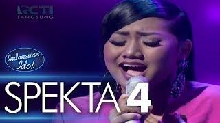 MARIA - SAMPAI HABIS AIR MATAKU (Novita Dewi) - Spekta Show Top 11 - Indonesian Idol 2018